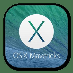 Apple Mac OS  Mavericks